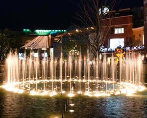 音乐喷泉 01
